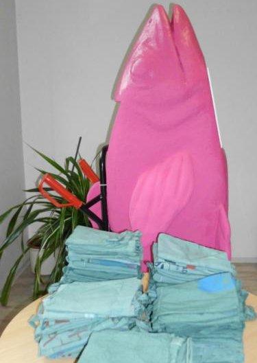 Stofftaschen und Plastiktüten mehrfach nutzen oder spenden